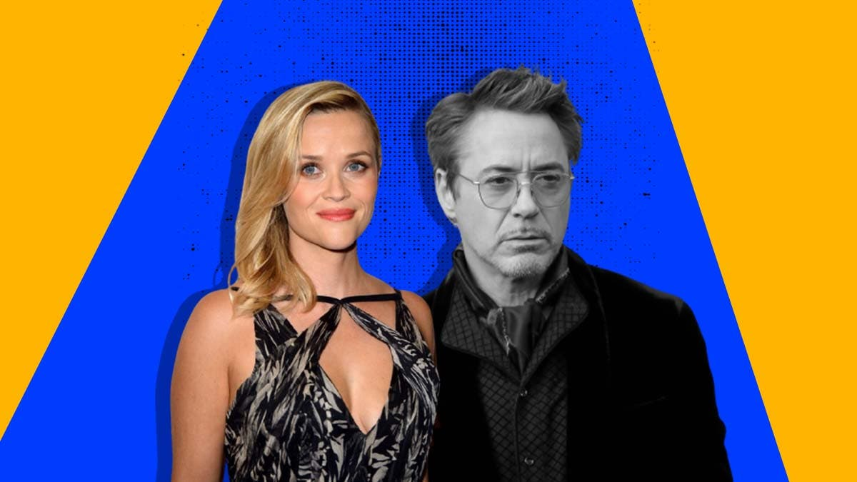 The clash of celebs: Robert Downey Jr. hates Reese Witherspoon for this reason