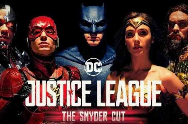 Release The Snyder Cut DKODING
