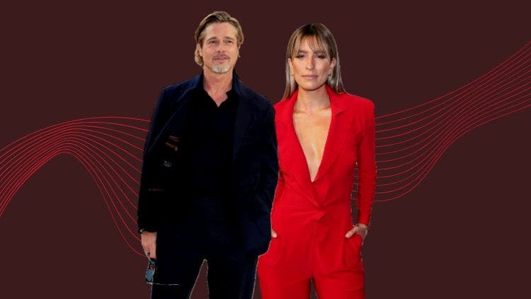 Angelina Jolie? Jennifer Aniston? No! Renee Bargh is Brad Pitt's Romantic Interest