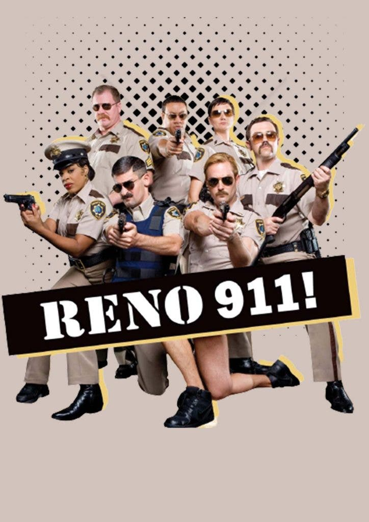 'Reno 911' Here's all you need to know about season 8
