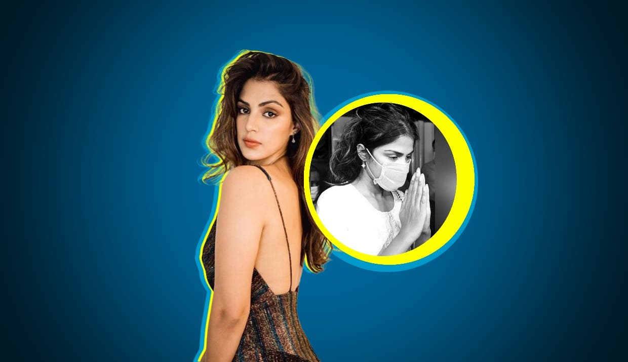 Rhea Chakraborty and India To Apologise to her