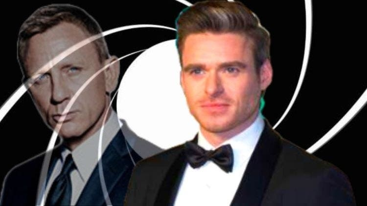 Breaking News! Richard Madden To Be The Next James Bond