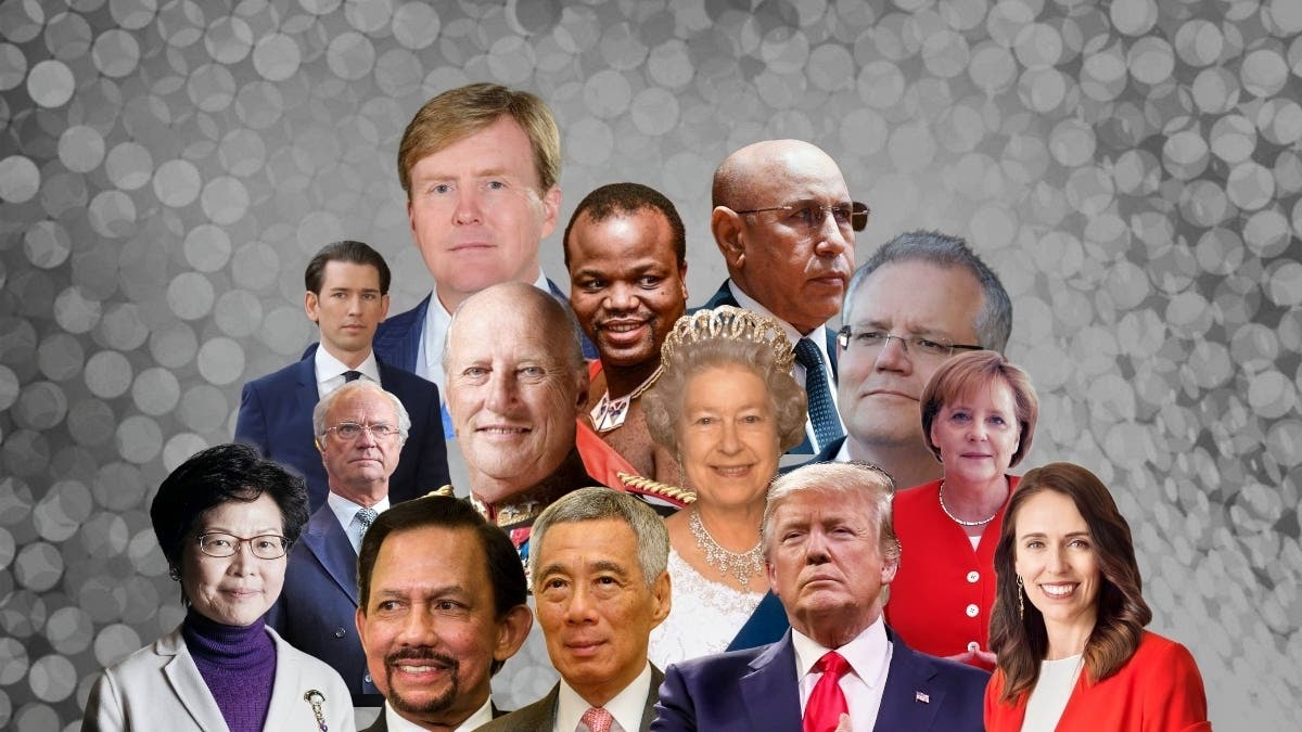 Top 15 Richest Heads of States and Monarchs in the World