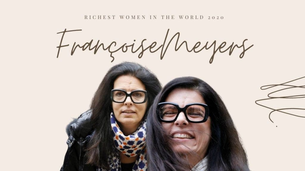 Francoise Meyers  World's Richest Woman