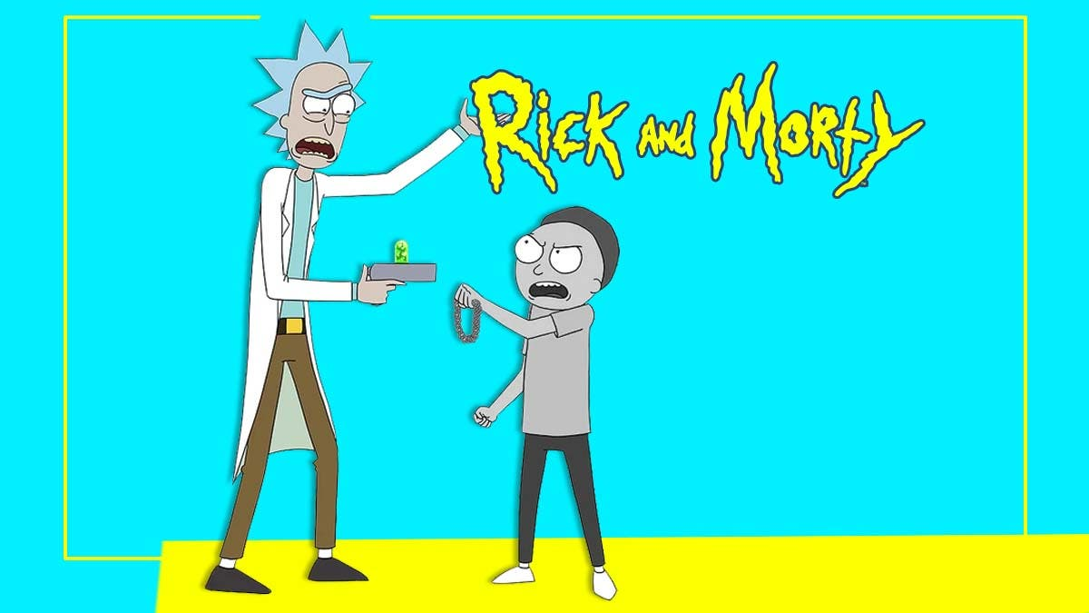 'Rick and Morty' and the mystery behind Rick's last name