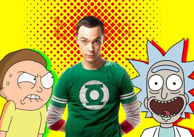 Sheldon Cooper and Rick