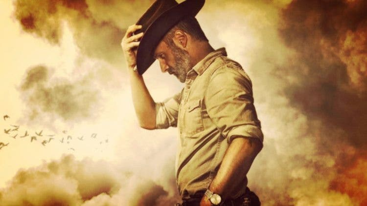 Rick Grimes Trilogy The Walking Dead Entertainment Hollywood DKODING