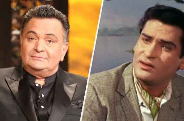 Rishi Kapoor-Shammi Kapoor-Bollywood-Entertainment-DKODING