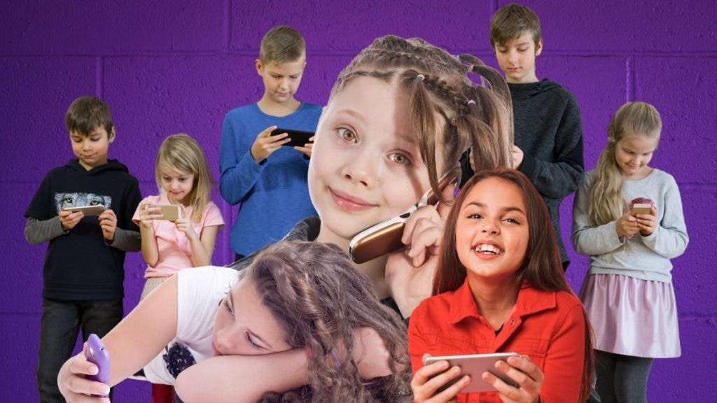 How to address the rising Smartphone Addiction among children