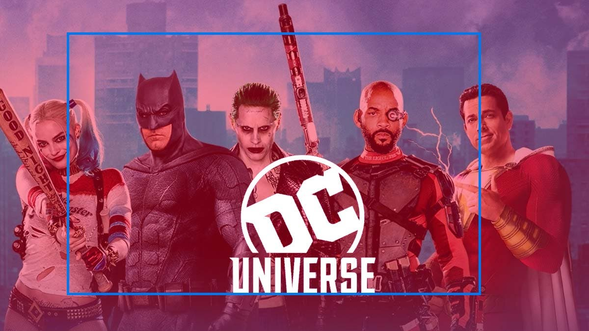 Rivalry intensifies - Discovery firing everyone involved with DCEU