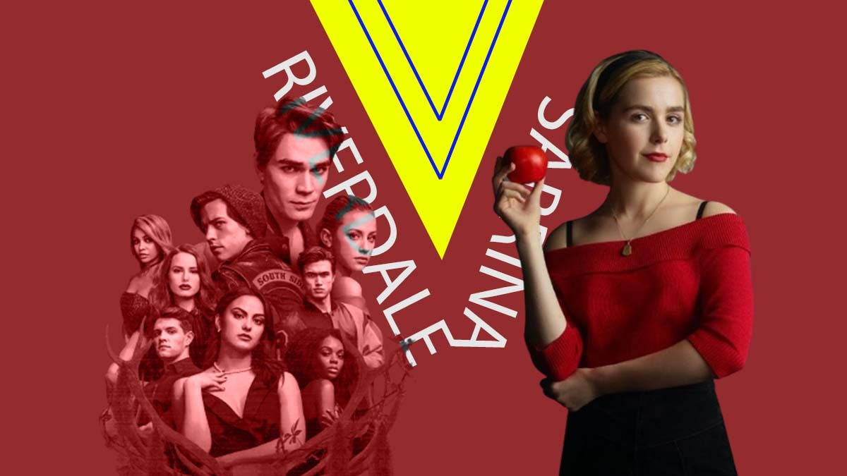 Is 'Chilling Adventures of Sabrina' connected to 'Riverdale'?
