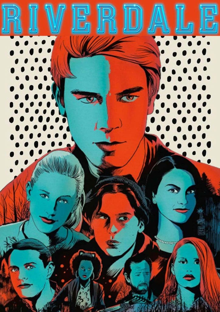 Riverdale season 5 out now