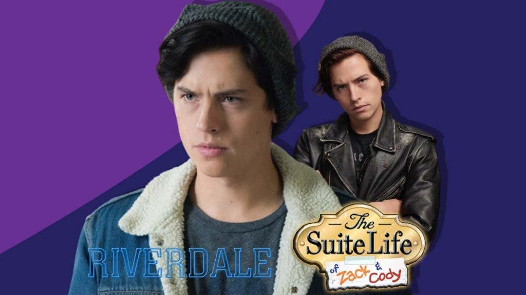Riverdale's Cole Sprouse Filming The Suite Life of Zack and Cody' For Disney+?