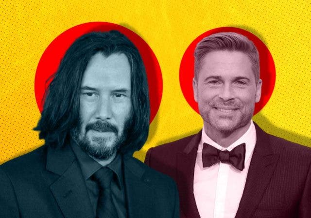 Keanu Reeves gives last warning to Rob Lowe for stealing his girlfriends