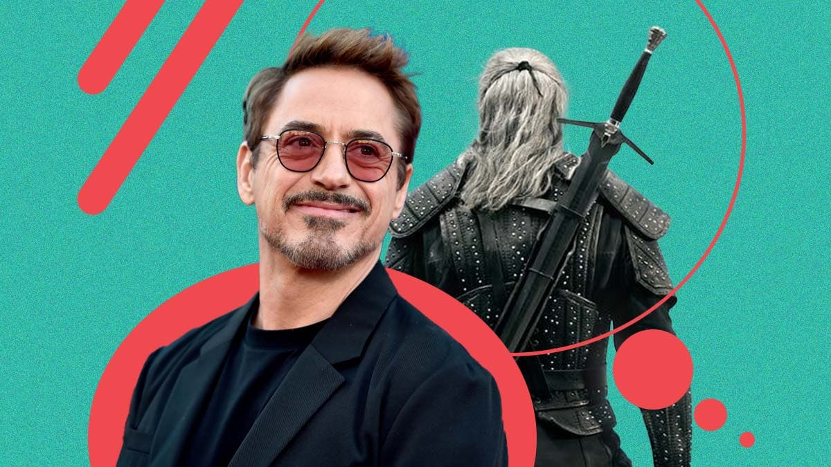 RDJ set for a guest appearance in 'The Witcher' Season 2