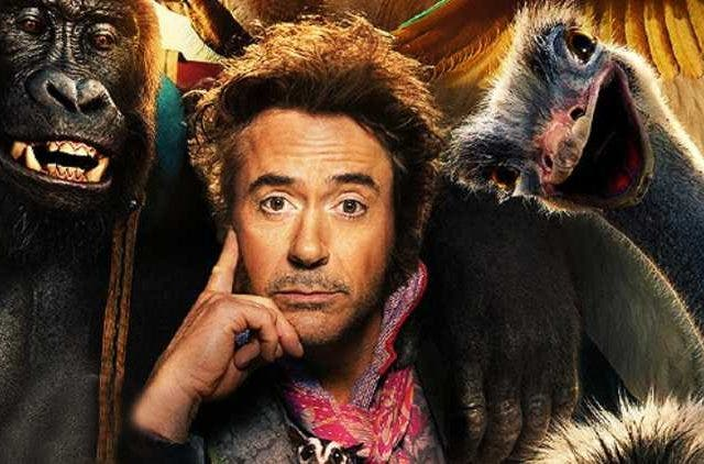 Robert-Downey-Dolittle-Hollywood-Entertainment-DKODING