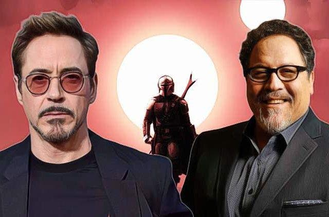 Robert Downey Jr Jon Favreau The Mandalorian Season 2 DKODING