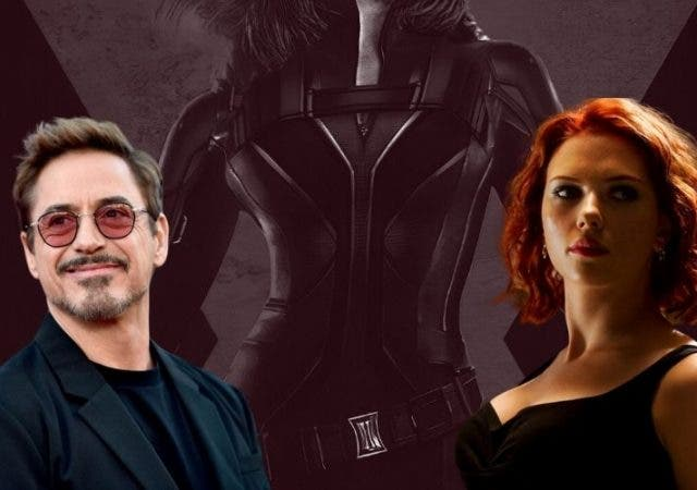 Robert Downey and Scarlett Johansson to hook up in black widow 2020?