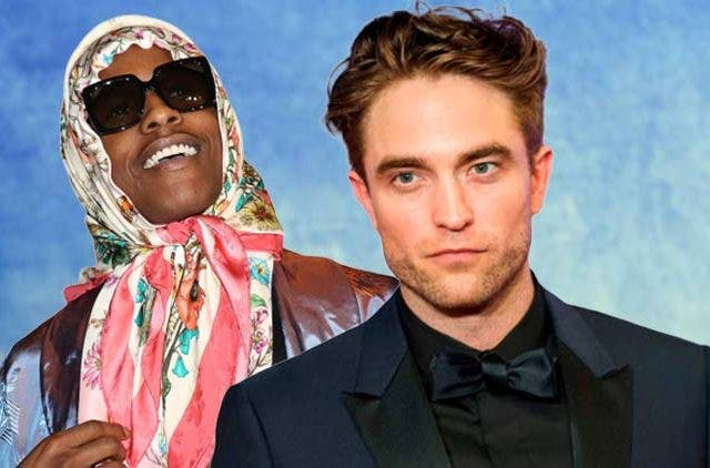 Robert Pattinson wants to dress like A$AP Rocky