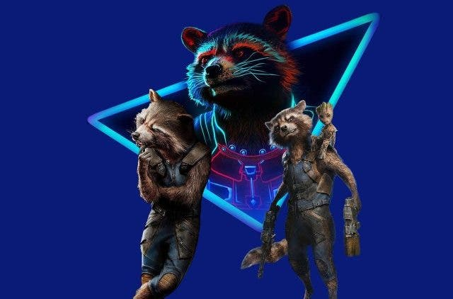 Rocket Raccoon Origins