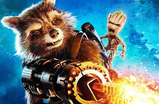 Rocket-Racoon-As-Dad-Of-Groot-Guardians-Of-The-Galaxy-Hollywood-Entertainment-DKODING