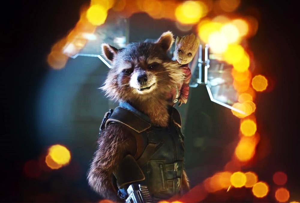 Rocket-Racoon-Dad-And-Groot-Guardians-Of-The-Galaxy-Hollywood-Entertainment-DKODING