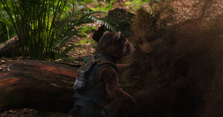 Rocket-Racoon-Groot-Dying-Avengers-Infinity-War-Hollywood-Entertainment-DKODING