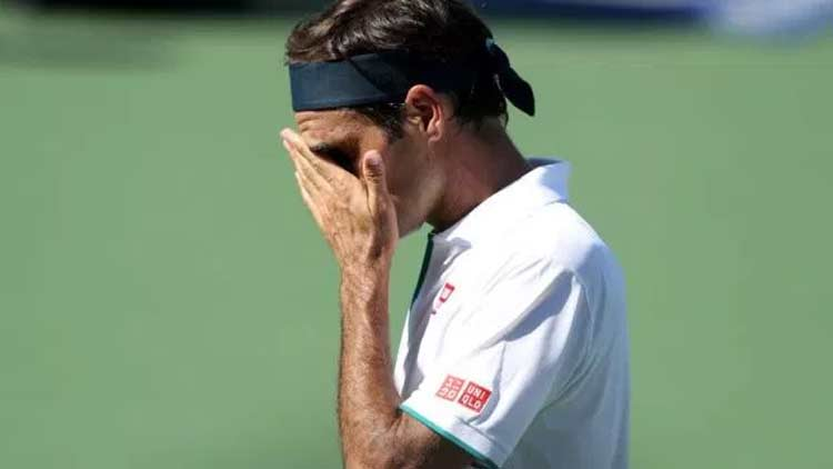Roger Federer sets yet another record, this time of his fastest defeat