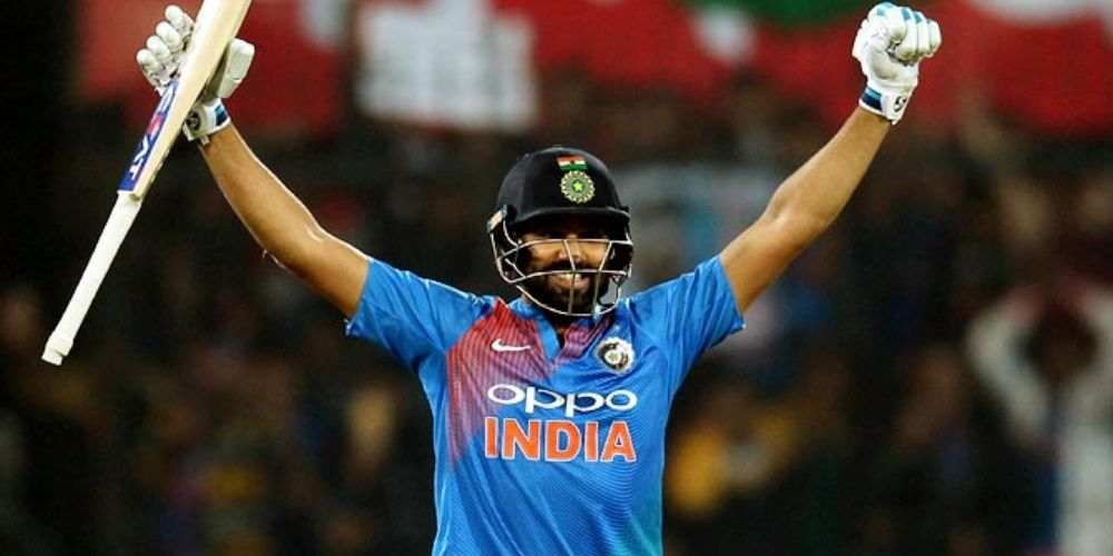 Rohit Sharma became the leading six-hitter in T20I
