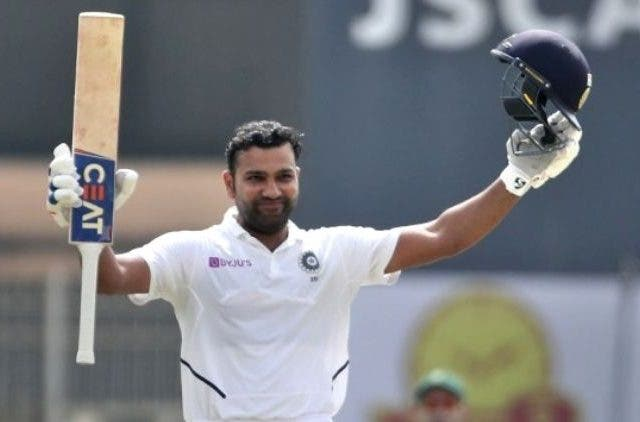 Rohit Sharma Ranchi Test Cricket Sports DKODING