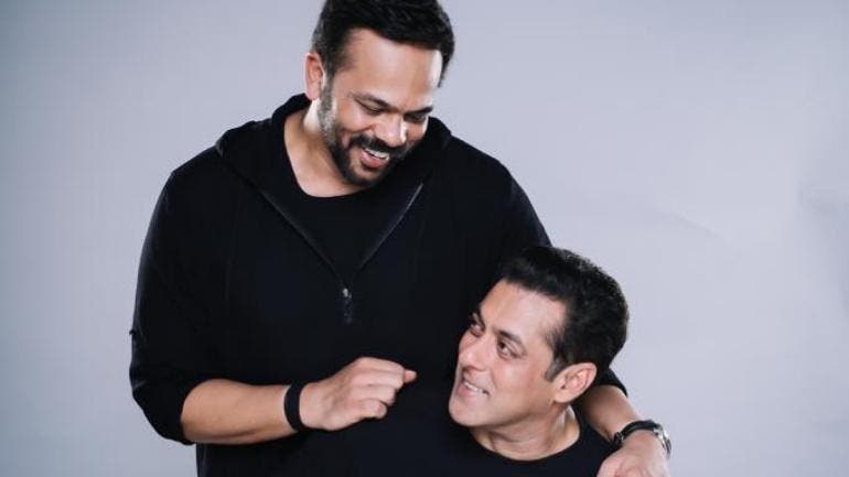 Salman to be a part of Rohit Shetty's Cop-Universe? - DKODING