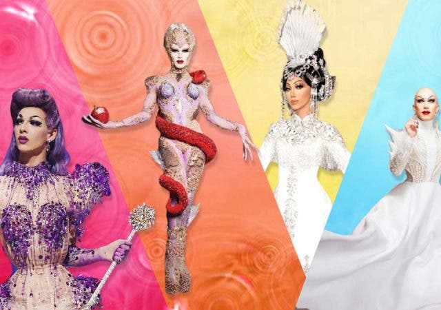 Top 10 best looks of RuPaul's Drag Race