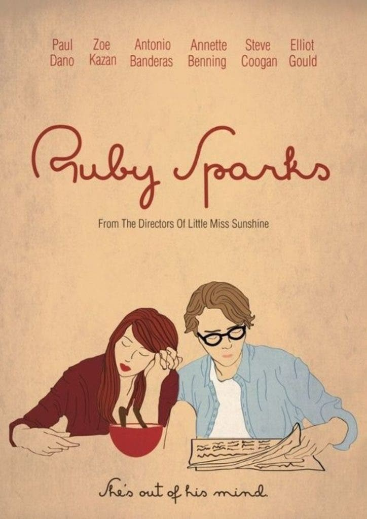Ruby Sparks Lesser known off-beat films weekend watch