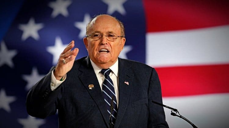Rudy Giuliani lawyer Donald Trump Global DKODING