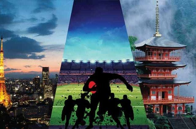 Rugby World Cup triggers local economy in Japan Videos DKODING