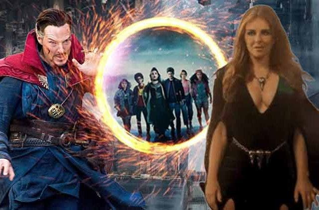 Runaway Season 3 Premier Doctor Strange and Morgan Le Fay