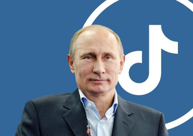 Russia's TikTok Generation Is Giving Putin Revolution Nightmares