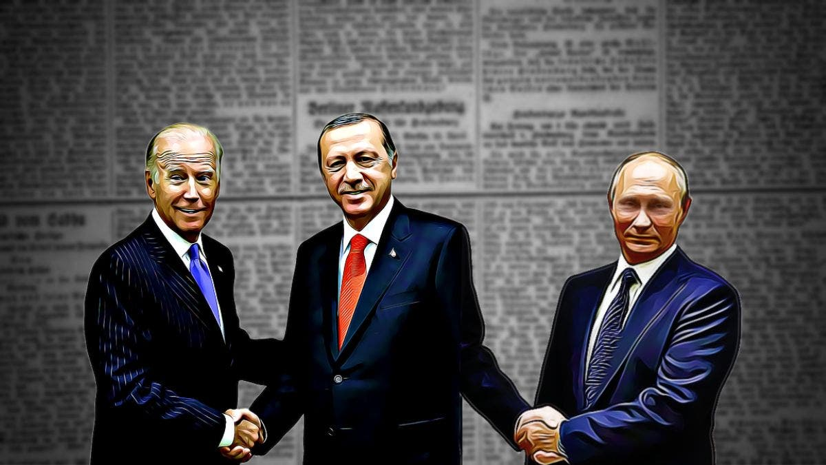 The Complexities of Turkey Hedging Between Russia and the West