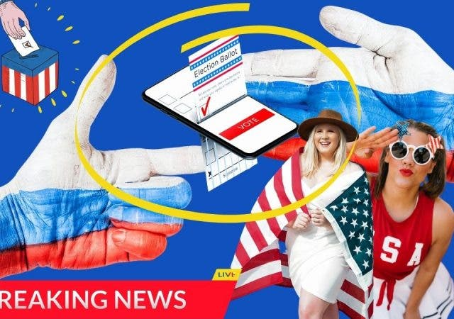 Russian Propaganda US Elections 2020
