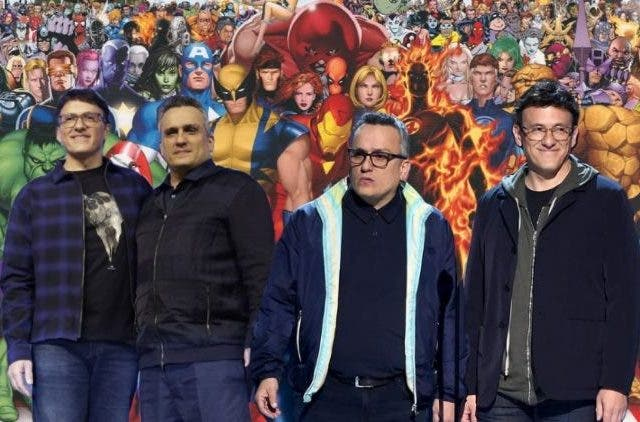 Russo brothers joined the #AvengersAssemble