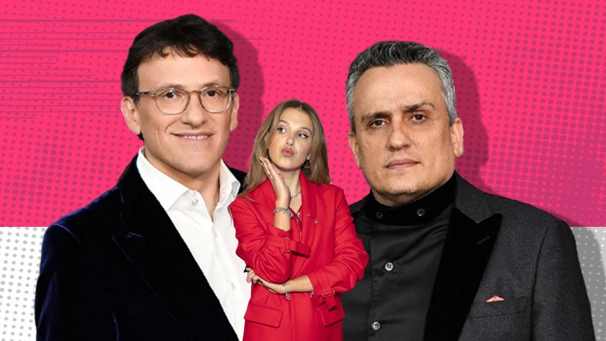 Millie Bobby Brown teams up with Russo Brothers
