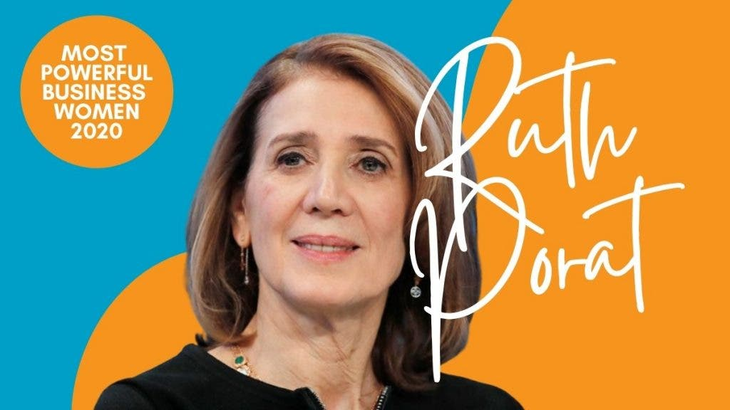 Ruth Porat | Most Powerful Business Women In 2020 | DKODING