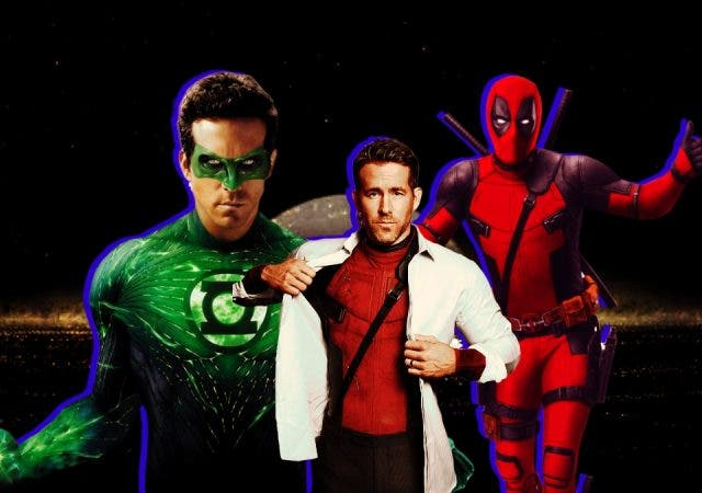 Ryan Reynolds Green Lantern Fun