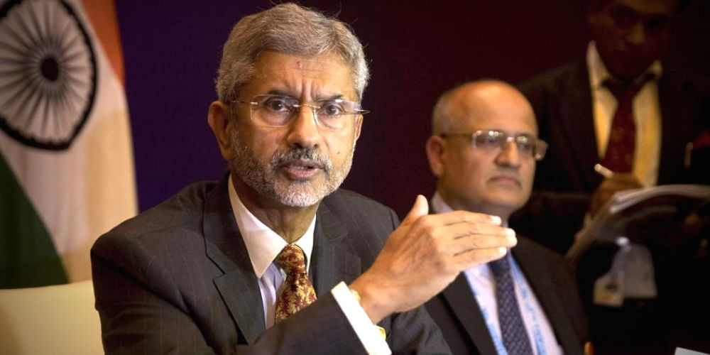 S-Jaishankar-Fulcrum-For-Indias-Economi- Policies-Global-Politics-DKODING