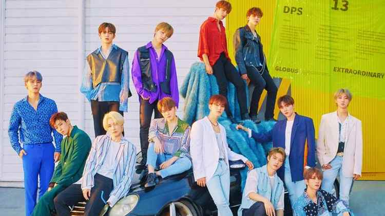 K-pop band Seventeen back with a new single 'HIT'