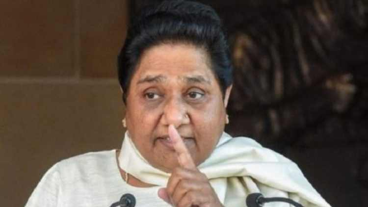 Mayawati-Attacks-BJP-Governments-On-Mob-Lynching-India-Politics-DKODING