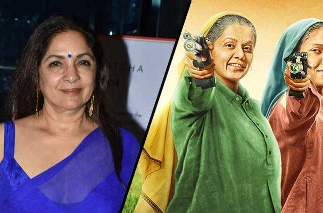 Saand-Ki-Aankh-Neena-Gupta-Upset-For-Casting-Bhumi-Taapsee-Bollywood-Entertainment-DKODING