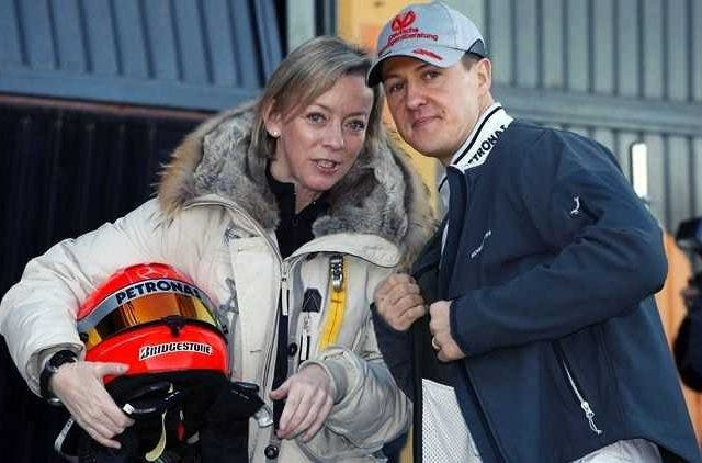 Sabine Khem Michael Schumacher Update Trending Today DKODING
