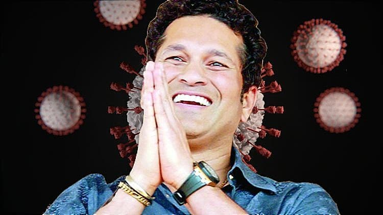 India Needs 130 Crore Sachin Tendulkars To Fight Off The Coronavirus Crisis