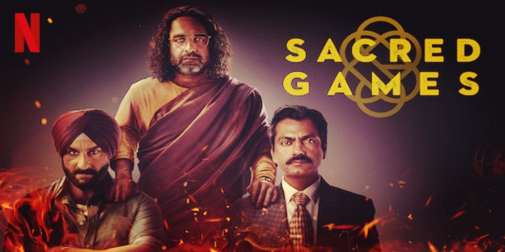 Sacred Games Entertainment Tv&Web DKODING